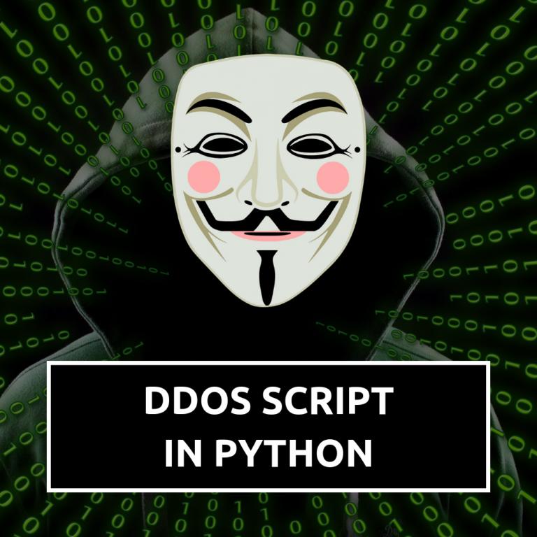 Code A DDOS Script In Python