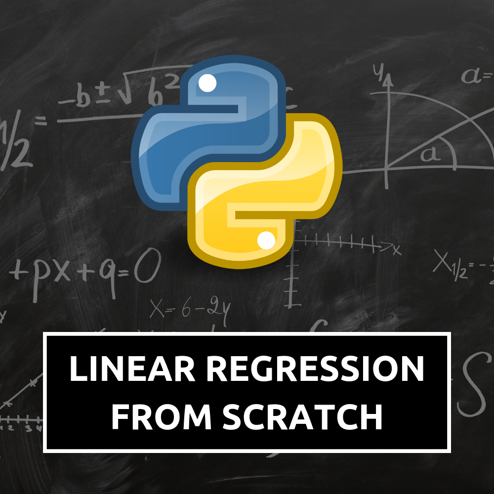Linear Regression From Scratch in Python