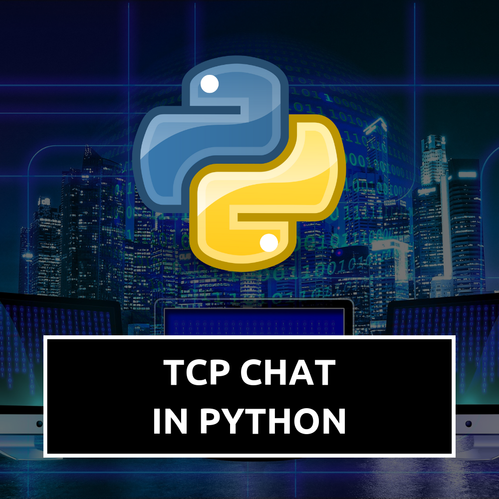 TCP Chat in Python